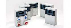 Nueva serie STAR de IDE: Cofrets para tomas de corriente IP65