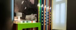 Jung presenta sus mecanismos LS 990 en los colores de Le Corbusier y su domótica KNX en Casa Decor 2018