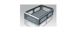 Las cajas TECNO de IDE presentan nuevo diseño en acero laminado