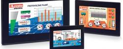 Las HMI de la serie LRH de Lovato Electric permiten una programación intuitiva y avanzada
