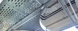 La re-invención de la escalera gracias a OBO Bettermann