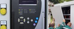 """Batería de condensadores 5300kvar 10kV de Lifasa en la subestación 110/35/10кV """"Zakarpatieoblenergo"""""""