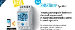 SMARTimer NFC, temporizador digital con programación NFC 2 en 1 de Finder