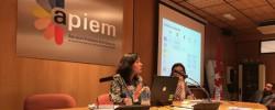El Centro de Formación de APIEM incrementa en un 70% sus alumnos en los últimos tres años