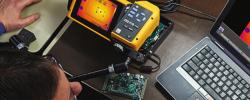 Fluke aplica la termografía por infrarrojos al mantenimiento predictivo