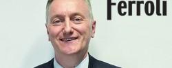 Riccardo Garrè, nuevo CEO del Grupo Ferroli, relanzará la compañía en los mercados de Europa del Este y Asia