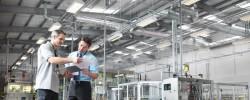 Cinco consejos LEDVANCE para iluminar una nave industrial