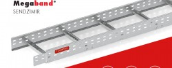 Pemsa lanza al mercado la nueva bandeja de escalera Megaband® Sendzimir