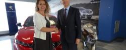 ADIME y Peugeot firman un convenio de colaboración mejorando la oferta de productos para el sector eléctrico