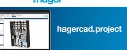 Hagercad.project es el software de configuración de cuadros eléctricos y gestión de proyectos de Hager