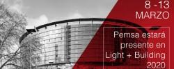 PEMSA presentará en Light + Builiding 2020 las últimas tendencias en electricidad, iluminación e ingeniería
