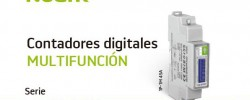 Chint Electrics presenta Ex9EMS sus nuevos contadores digitales multifunción
