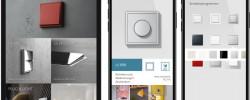 JUNG lanza la app de realidad aumentada AR-Studio para planificar la decoración de interiores