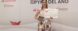 IDE Electric fue la ganadora del Premio PYME a la internacionalización 2019