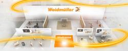 Weidmüller nos invita a una experiencia de feria digital para mostrar sus novedades