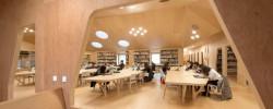 Hager aporta diseño en la rehabilitación de la Biblioteca Municipal y Archivo Histórico en Baiona