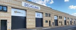 El Grupo Sodeca continúa creciendo y aumenta la superficie de producción de Decaclima