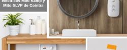 Agua caliente al instante: Nuevos calentadores eléctricos MINI KAMP y MITO SLVP de Cointra