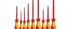 Knipex lanza 13 destornilladores aislantes con funciones útiles para el electricista