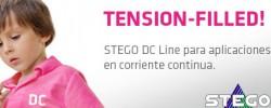 STEGO DC Line: Aplicaciones en corriente continua