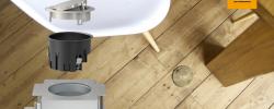 OBO Bettermann lanza un kit para instalaciones empotradas bajo suelo