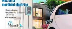 Electrofil comienza septiembre celebrando el mes de la movilidad eléctrica