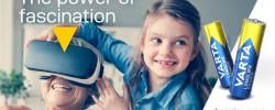 VARTA renueva su identidad de marca y ofrece productos más eficientes y sostenibles