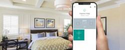 Gestión de persianas y cortinas eléctricas con la App YESLY de Finder