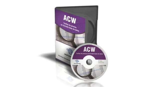 Novedades versión 2.06 de ACW de fecha 10/03/2015
