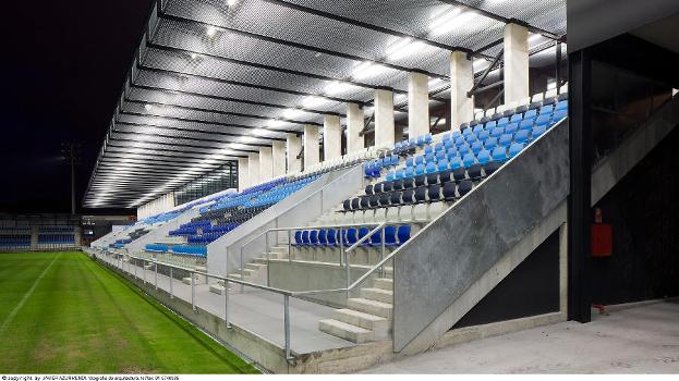 ¿Qué luminaria elegir para zonas deportivas?