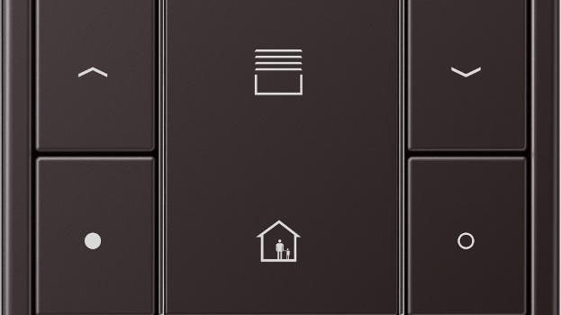 Jung lanza Dark, nueva versión más elegante del interruptor LS 990