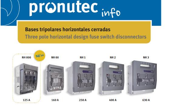 BTHC 000 de Pronutec ofrece seguridad y comodidad de extracción de fusibles con un solo clic
