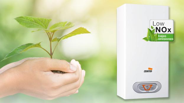 Los nuevos calentadores estancos de gas Low NOx de Cointra ofrecen mayor confort y ahorro