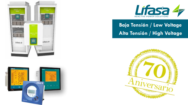 Lifasa celebra su 70 aniversario gracias a su constante evolución técnica y humana