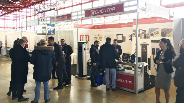 Circutor presentó sus nuevas soluciones para la gestión de la eficiencia energética en Eficam