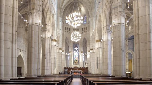 Daisalux ha diseñado el proyecto de iluminación para la Catedral de Santa María aportando personalidad