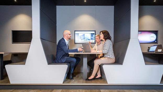 New Work, Meeting Point, Open Space: Trilux adapta sus luminarias al nuevo entorno laboral