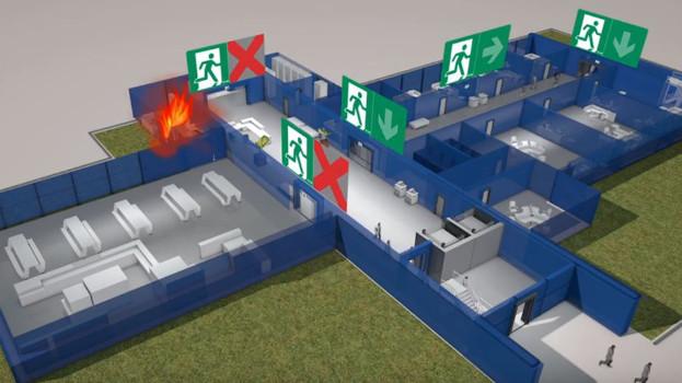 Stonex partner tecnológico de EATON presenta un sistema inteligente para mantener la seguridad en grandes edificios