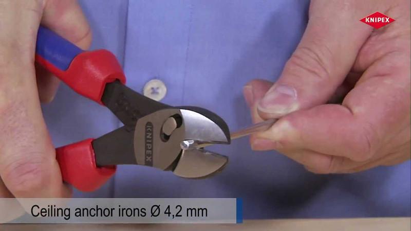 TwinForce® de Knipex es una herramienta extraordinaria para las mayores exigencias