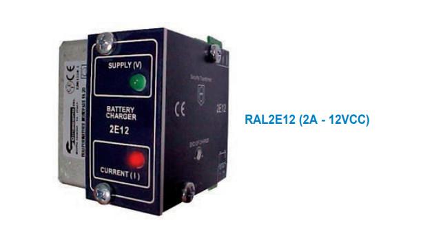 El cargador automático de baterías RAL2E12 de Revalco otorga un alto nivel de aislamiento y confianza