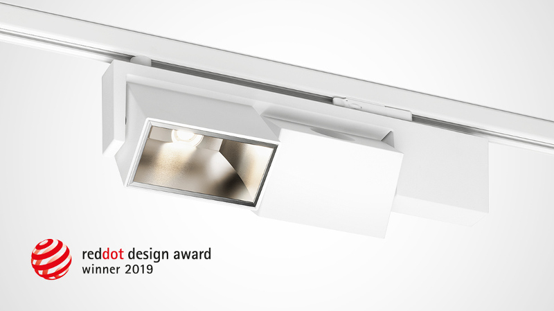 KALO y GRADO TWIN, luminarias del Grupo TRILUX, obtienen el Premio de Diseño Red Dot