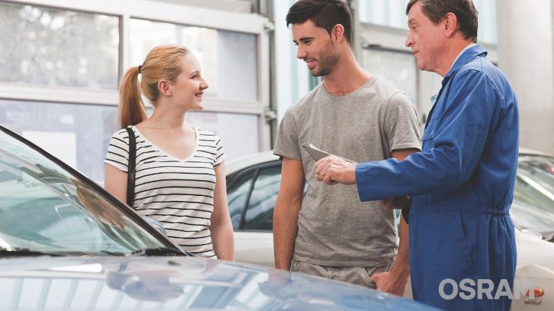 Osram nos da varios consejos en la iluminación de los vehículos para poder viajar con seguridad