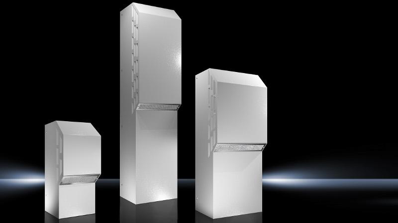 Rittal ofrece una refrigeración inteligente incluso en condiciones meteorológicas extremas