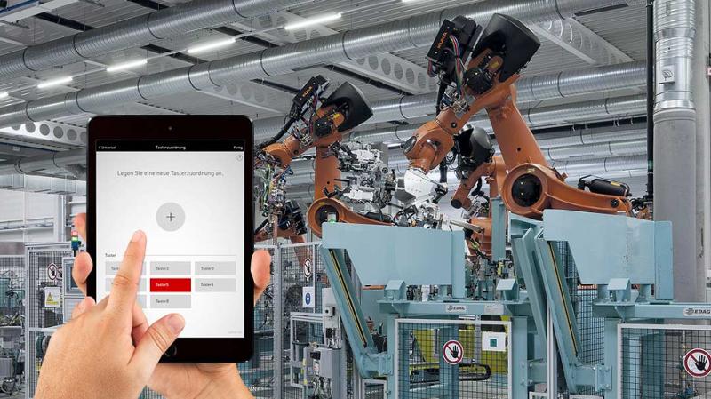 TRILUX desarrolla soluciones inteligentes para la iluminación de la Industria 4.0