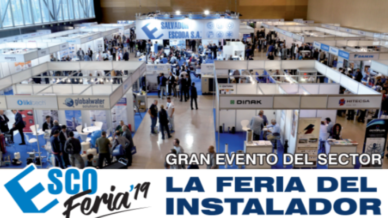 Salvador Escoda organiza EscoFeria, una de las principales ferias del sector de la Instalación en España