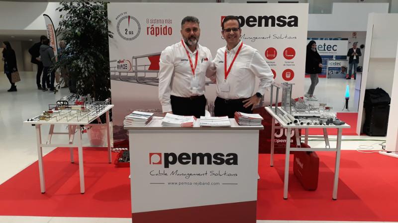 Pemsa estuvo presente en la III Edición de Connect, Congreso del Sector Eléctrico y de Telecomunicaciones