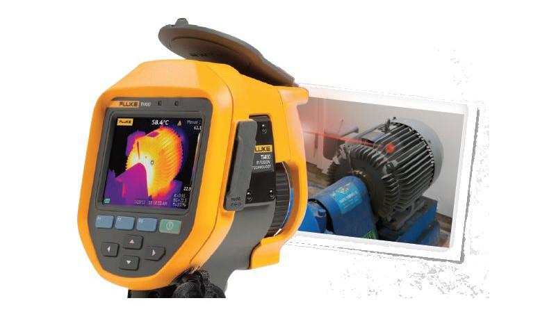 Fluke explica la importancia de solucionar problemas en motores eléctricos mediante cámaras de infrarrojos