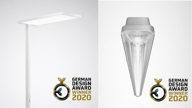 TRILUX ganadora de 5 premios en los German Design Award 2020