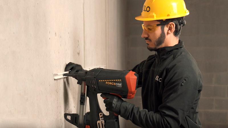 FORCE ONE de CELO Fixings es la nueva clavadora a gas más potente, ligera y ergonómica de su categoría