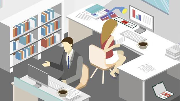 MMCONECTA desarrolla una solución para combatir la Lipoatrofia muscular en las oficinas